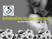 Scholarships for single mothers