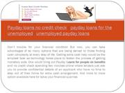 http://www.loansbadcreditpayday.co.uk/payday-loans-no-credit-check.