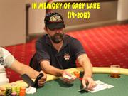 In Memory of Gary Lake