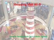 Shopping Mall Wi-Fi