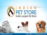 Indian Pet Store - A Online Pet Store