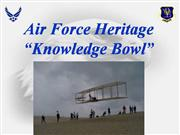 AFROTC  AS100s:05 Heritage Bowl