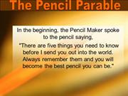 The_Pencil_Parable
