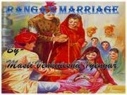 rangas marriage