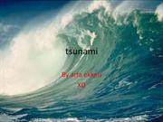 tsunami
