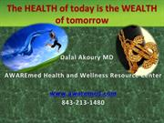 Your Health and Your Wealth