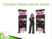 Versatile Exhibition Display Stands at Affordable Prices