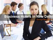 Business Hotels in New Delhi