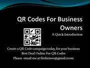 QR Code _ Business QR Code Examples