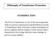 100995375-Philosophy-on-Transformer-Protection