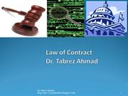 Contract laws