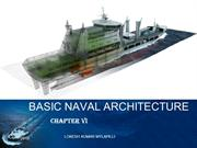 Basic Naval Architecture chapter 6