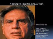 Ratan Tata-Level 5 Leader