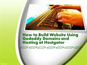 How to Publish Website Using Godaddy Domains and Hosting at Hostgator