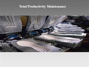 Total Productivity Maintenance TECHNIQUE