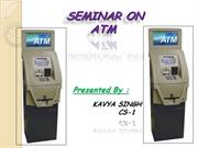 ATM Seminar
