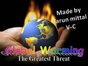 GLOBAL WARMING by K.M.