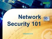 Network Security 101