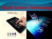 Touch Screen -Technology
