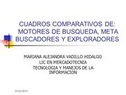 CUADROS COMPARATIVOS