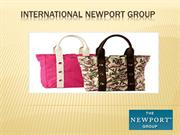 international newport group