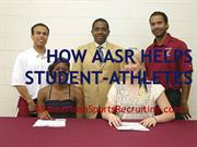 How AASR Helps Student-Athletes
