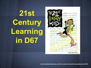 Learning in the 21st Century presentation