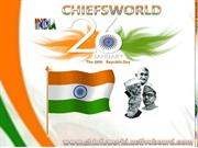 HAPPY INDIAN REPUBLIC DAY 2013