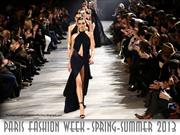 Paris Fashion Week Spring / Summer 2013