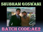 motivational pptby shubham goswami............