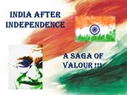 india after independence