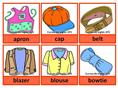 FLASHCARDS: CLOTHES