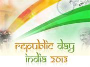 Republic Day Parade - India 2013