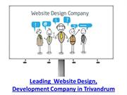 Website, Website Designing Company in trivandrum