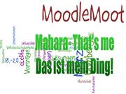 Prsentation Mahara moodlemoot