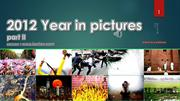 2012 Year in pictures- part II