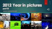 2012 Year in pictures-part III