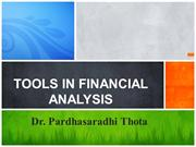 tools of financial analysis livestock business