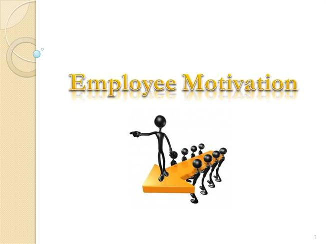 employee motivation authorstream