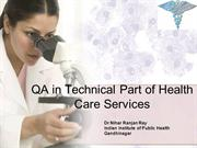 QA In Health Care_Nihar