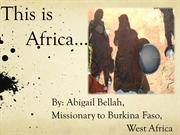 thisisafrica abbeys ppt 2012