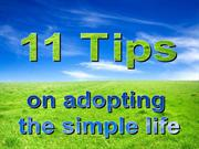 11_tips_on_adopting_the_simple_life