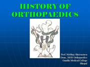 7285896-History-of-Orthopaedics