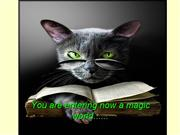 Magic Cat which can Read Your Mind !