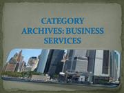 CATEGORY ARCHIVES