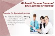 Biz2credit Success Stories of Small Business Financing