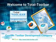 Total-Toolbar - Custom Toolbar Development Company