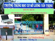 Bai 18_ Trinh bay trang van ban va in(tiep theo) Tin 6 HKII
