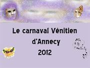 Carnaval Annecy 2012