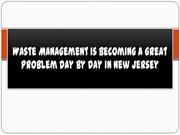 Irvington New Jersey (nj) Dumpster Waste removal disposal  management